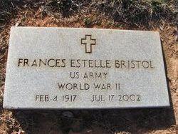 Frances Estelle Bristol