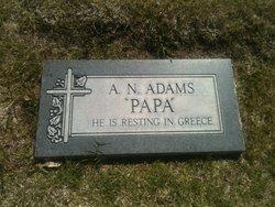 Adam Nickolas Papa Adams