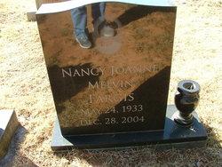 Nancy Joanne <i>Melvin</i> Fargis