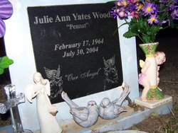 Julie Ann <i>Yates</i> Woods