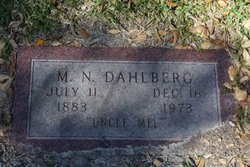 M N Dahlberg