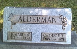 Catherine Alderman
