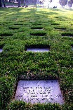 Roy Milton Scott
