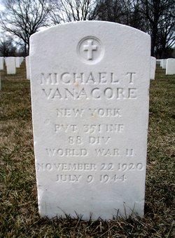 Michael T Vanacore