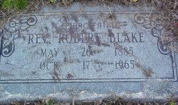 Rev Robert Blake