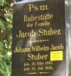Johann Wilhelm Jacob Stuber