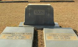 Nettie <i>O'Quinn</i> Akin