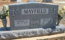 Orlena Beryldene <i>Davis</i> Mayfield