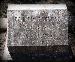 Paulina G <i>Eccles</i> Douthit