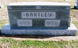 Sally <i>Wallace</i> Bartley