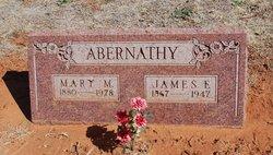 James Frank Abernathy