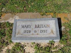 Mary <i>Gambrel</i> Britain