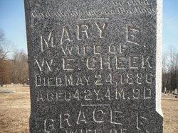 Mary E. Cheek