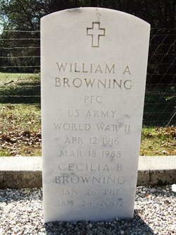 William A Browning