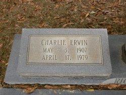Charlie Ervin Richardson