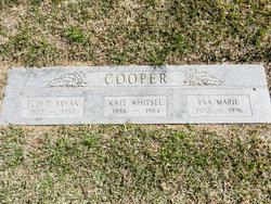 Kate <i>Whitsel</i> Cooper