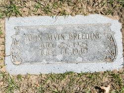 John Alvin Breeding
