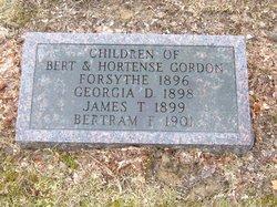 Georgia Doris Gordon