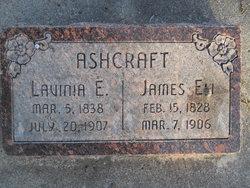 Lavina Elizabeth <i>Fullmer</i> Ashcraft
