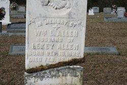 William Lemual Allen