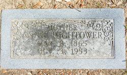 Sarah Annie <i>Hickman</i> Hightower