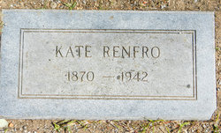 Katherine Kate <i>Lydon</i> Renfro
