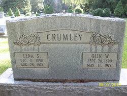 Olin Wilson Crumley