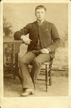 George Albert Bates
