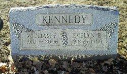 Evelyn Blanch <i>Weishuhn</i> Kennedy