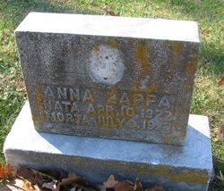 Anna Zappa