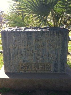 Josiah Elliot Rio Baker