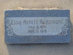 Essie <i>Arnett</i> Armstrong