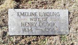 Emiline L <i>Young</i> Cook