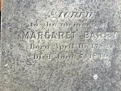 Margaret <i>McDowell</i> Barry