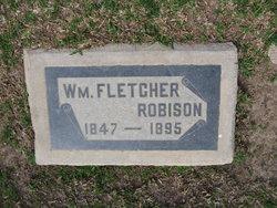 William Fletcher Robison