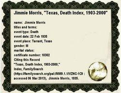 Jimmie Morris