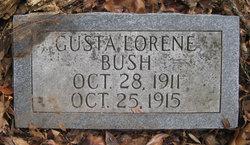 Gusta Lorene Bush