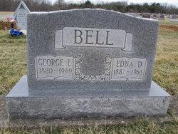 Edna D. <i>James</i> Bell