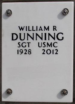 William R Dunning