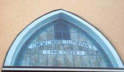 New Hope Pine Creek Lutheran Cemetery