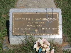 Rudolph L. Washington