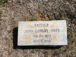 John Conley Hope