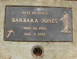 Barbara <i>Magin</i> Jones