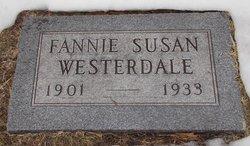 Fannie Susan <i>Dodge</i> Westerdale