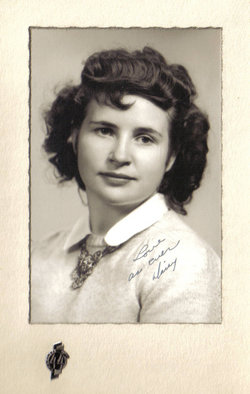 Lora Daisy <i>Luce</i> Brown