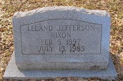 Leland Jefferson Nixon