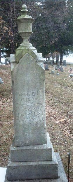 Ellen L. Nellie <i>Veeder</i> Bacon