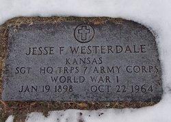 Jesse Frederick Westerdale