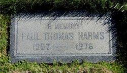 Paul Thomas Harms