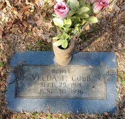 Velda Fern <i>Sanders</i> Cobb